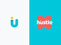 Logofolio | Hustle