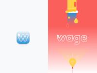 Logofolio | Wage