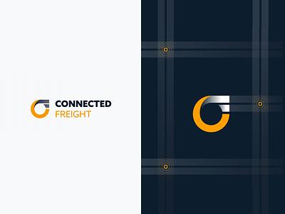 Logofolio | CF vector shape logo job iteo cf flat colors branding