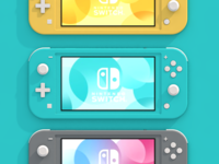 Nintendo switch lite collection