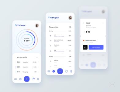 Banking App for VTB Group
