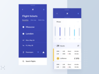 Flights booking