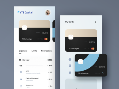 Banking App for VTB Group