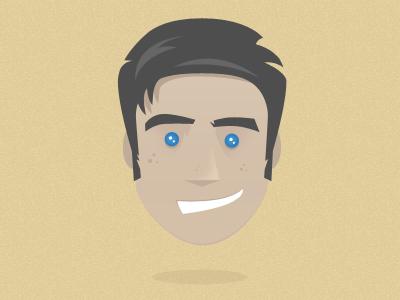 Freebie PSD - Face  download icon avatar man me farsi persian illustration face free freebie free psd fribbble