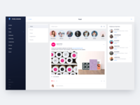 Pixelvision Profile page