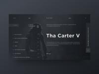 SALUKI – 'Tha Carter V'