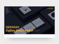 Orvibo Smart House – Redesign
