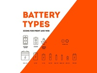 Project Battery Types