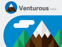 Venturous sign-up page
