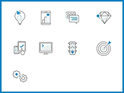 Fullset of Service Icons