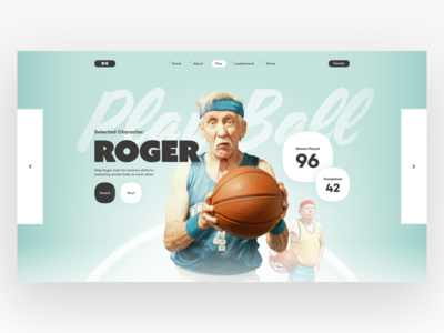 Dementia Game Desktop