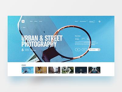 Podcast Desktop Art Direction typography sketch web design series ux ui photography urban podcast desktop