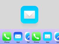 Mail - iOS7