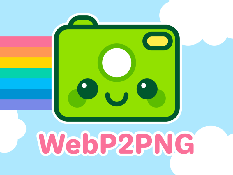 Convert WebP to PNG (macOS Automator App) drag and drop format workflow download free mac macos automator app png convert webp freebie