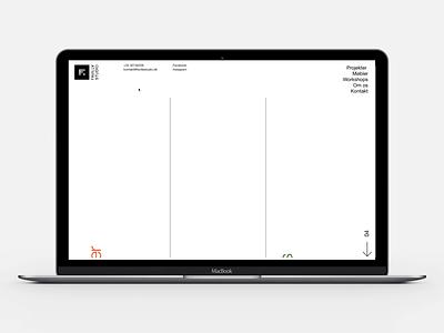 Favilla Studio animation ui clean nordic logo branding scandinavian interface design