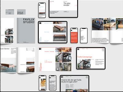 Favila Studio – 09 danish minimal logo branding nordic scandinavian clean interface ui design