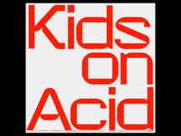 Kids on acid - type animation acid techno modernism clean minimal branding logo typography type animation design