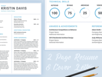 👋 Freebie — Modern Resume Template work job resume template free freebie docx word psd template resume cv