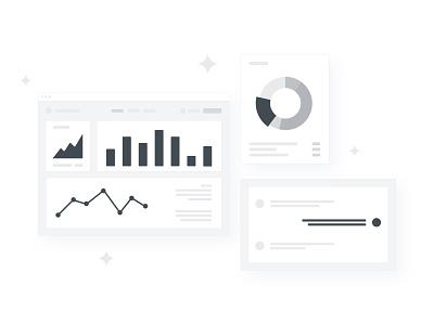 Firestats Analytics comments reach bars charts retention engagement metrics analytics social media firestats