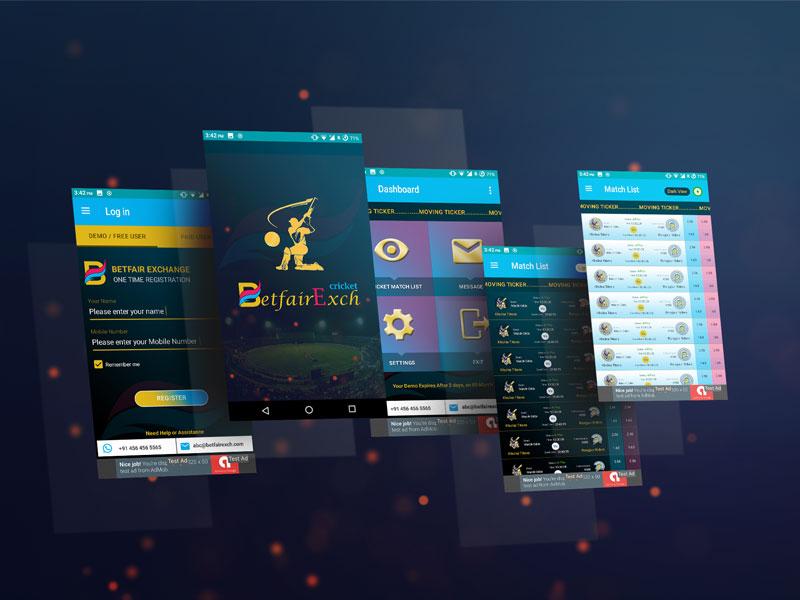 Betfair Mobile App UI/UX design by Gunvant Parmar on Dribbble