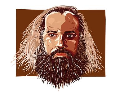 Self Portrait 2020 illustration