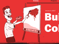 Blog Post Illustration WIP