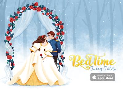 Beauty and Beast - Animated Fairy Tale