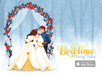 Beauty and Beast - Animated Fairy Tale animated animation rose gate dress princess prince beast fable story kids story story for kids animation story fairy tale bedtime story bedtime stories