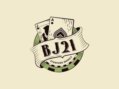 BackJack21 Logo