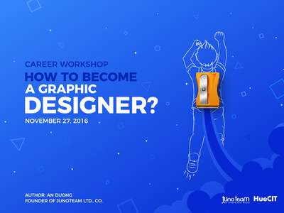CAREER WORKSHOP: How To Become A Graphic Designer