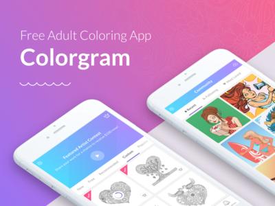Colorgram application