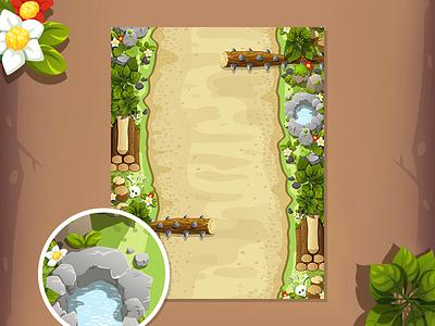 Summer Game Landscape junoteam junoapps adventure journey funny chicken chicken ios gamestudio landscape game summer