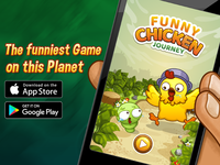 FUNNY CHICKEN JOURNEY is available