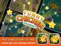 FREE GAME DESIGN - FUNNY CHICKEN JOURNEY