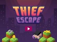 Thief Escape game design