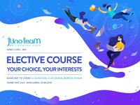 [JUNO CLASS] Elective Course