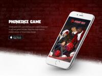 Phone Dice game design
