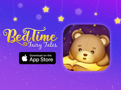 Bedtime Fairy Tales - Animation stories for Kids reading teddy bear fable story kids story story for kids animation story fairy tale bedtime story bedtime stories