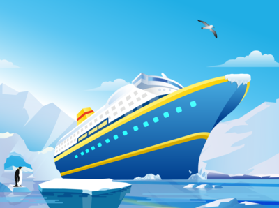 sail to Antarctica