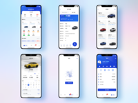 GEELY automobile app for car dealers