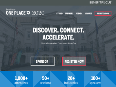 One Place website