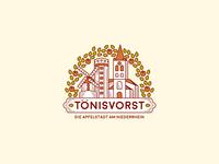 Toenisvorst - The City of Apples