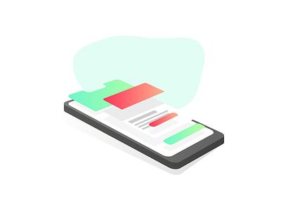 Systematic Design pixel iphone design system design ui illustration