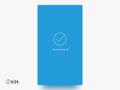 Tilt: Succes | iOS