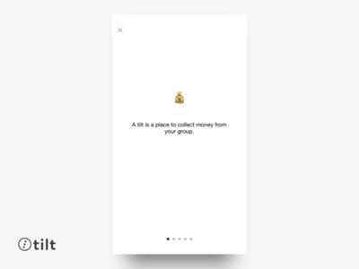 Tilt: Tutorial | iOS