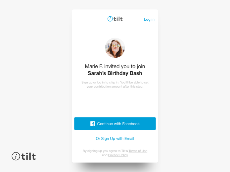 Jacob ruiz design tilt onboarding 1