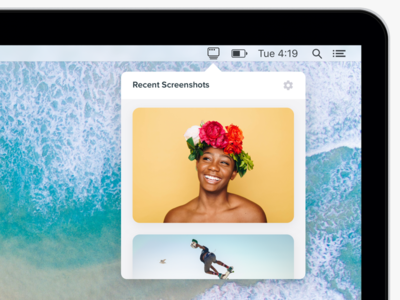 Shotty - Faster access to your screenshots on Mac.