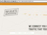 pan galactic website