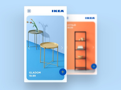 IKEA App Concept v2 adobe xd interface design user interface interface uiux ui app idea app concept app design app ikea