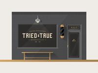 Tried & True Barber Shop